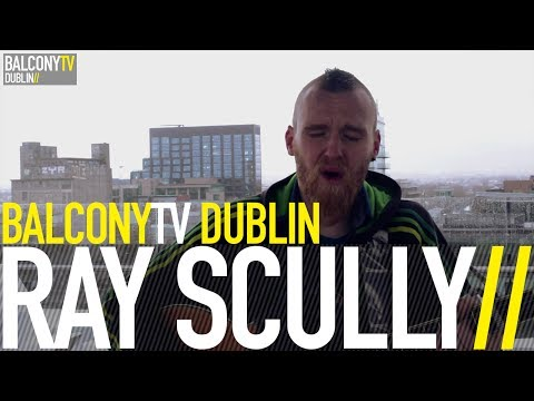 RAY SCULLY - THE MOOD IS SLOW (BalconyTV)