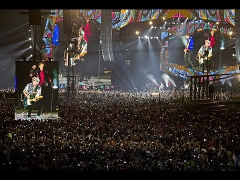 Rolling Stones Live Havana, Cuba 25/03/2016 HD