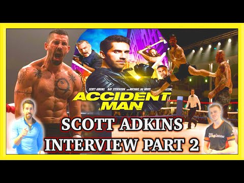 SCOTT ADKINS (BOYKA) INTERVIEW  | Martial Arts Legend (Part 2)
