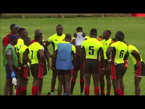 Zambia vs Ouganda      Rugby à 7   sem ref