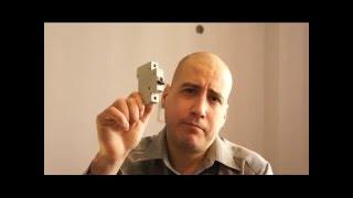 видео Расчет автоматического выключателя. Расчет автомата по мощности подключаемой нагрузки