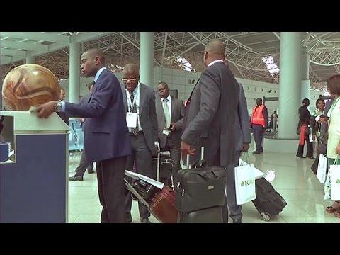 Congo, Transport aérien: une nouvelle ligne libreville-brazzaville