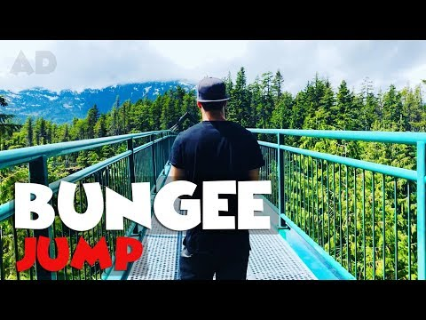 I GO BUNGEE JUMPING | VLOG | Absolutely Blake