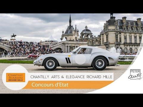 Concours d'Etat - Chantilly Arts et Elegance Richard Mille