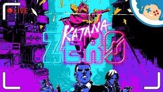 Katana ZERO PL #3 - Cięcie!   Zapis LIVE