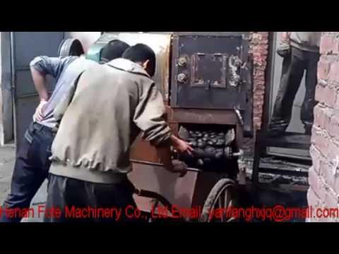Chromium Ore Powder Briquetting Machine - Fote