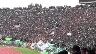Derby 117 Wac vs Raja, الله يرحم زروالي