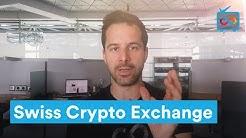 Regulated Crypto Exchanges & SCX | Cédric Waldburger