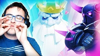 IMPARABLE EN GRAN DESAFÍO | Clash Royale
