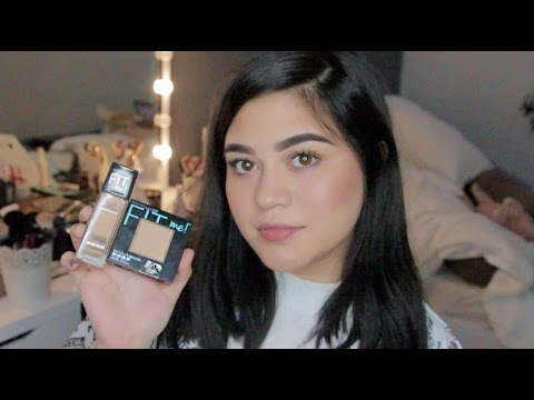 Maybelline Fit Me review & tutorial | SarahAyu