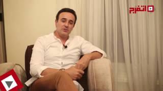 بالفيديو.. صابر الرباعي لزوجته: عيد ميلاد سعيد