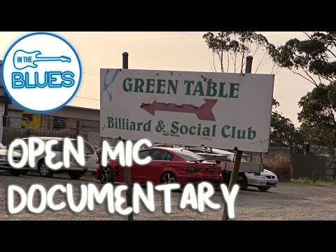 Open Mic & Jam Night Documentary by INTHEBLUES