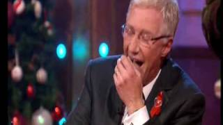 The Paul O'Grady Show Joyce Does Edith Piaf Paul Has Another Laughing Fit