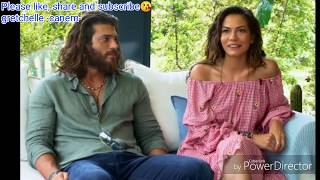 Full english interview of Can and Demet