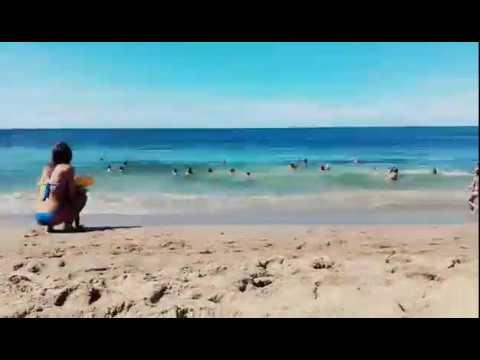 Timelapse en Punta Colorada, Uruguay