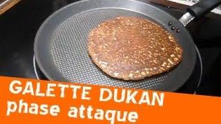 Quelques conseils pour réaliser et réussir une galette Dukan de la ...