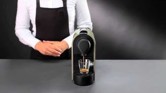 Nespresso U: Directions for Use