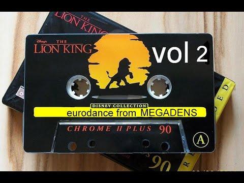EuroDance от megadens Vol 2  Дискотека 90-х