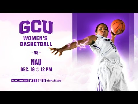 Women's Basketball vs Northern Arizona Dec 19th, 2016