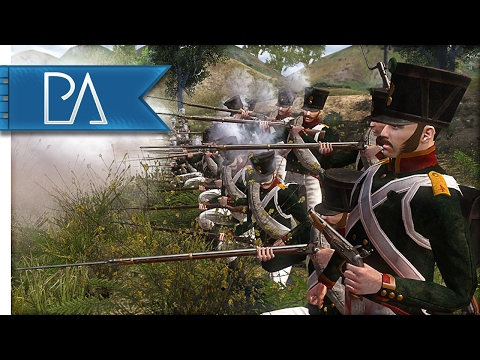 Napoleonic Line Battle: Massive Multiplayer Event - Mount and Blade: Napoleonic Wars Gameplay