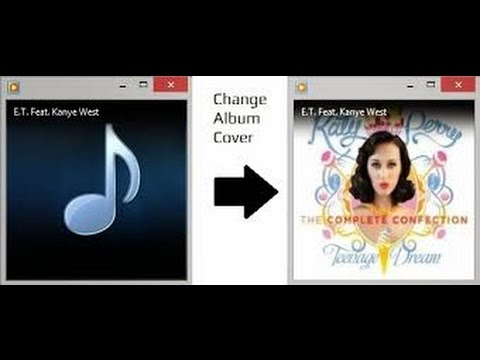 How To Change Thumbnail Of Mp3 Music