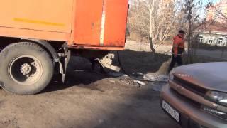 Промывка ливнёвки на Вахтангова.ч.3(, 2013-11-20T16:07:31.000Z)