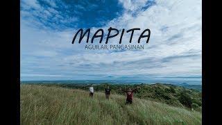 Mapita Aguilar, Pangasinan