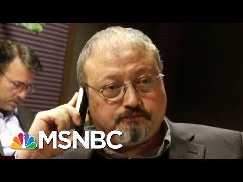 \'This Is An Outrage\': Jamal Khashoggi Mystery Threatens Relations | Morning Joe | MSNBC