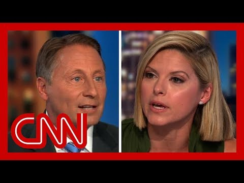 CNN host shuts down panelist over background checks