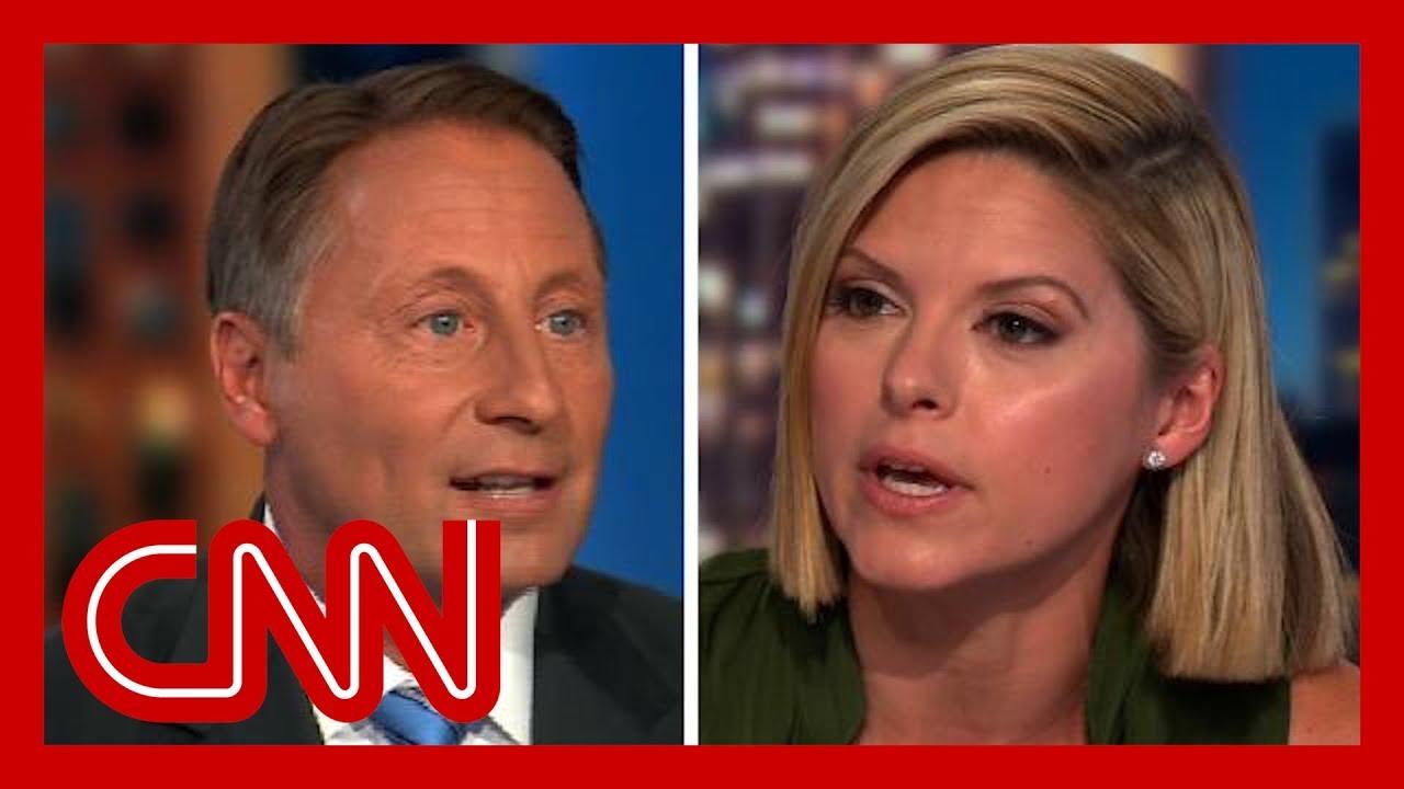 CNN:CNN host shuts down panelist over background checks