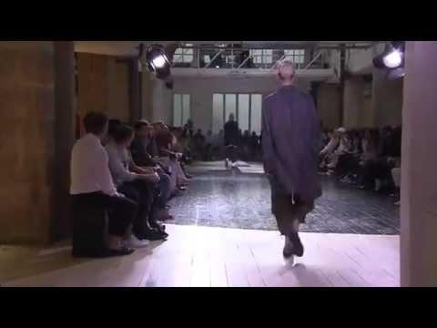 Yohji Yamamoto Mens Spring/Summer 2013 Full Fashion Show