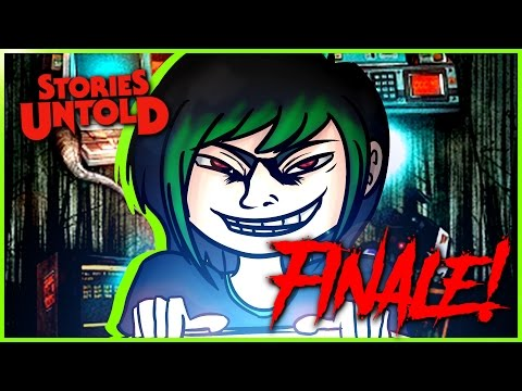 WHAT HAVE YOU DONE?! | STORIES UNTOLD FINALE | DAGames