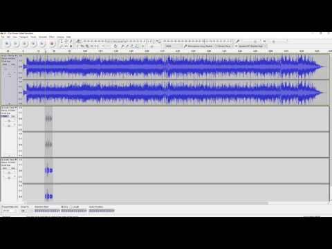 Karaoke Recording with Audacity