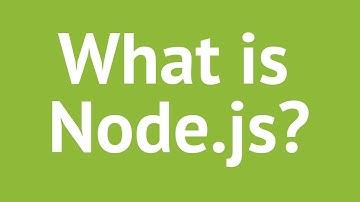 What is Node js?