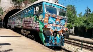 Serbian Suburb Trains Are Awesome
