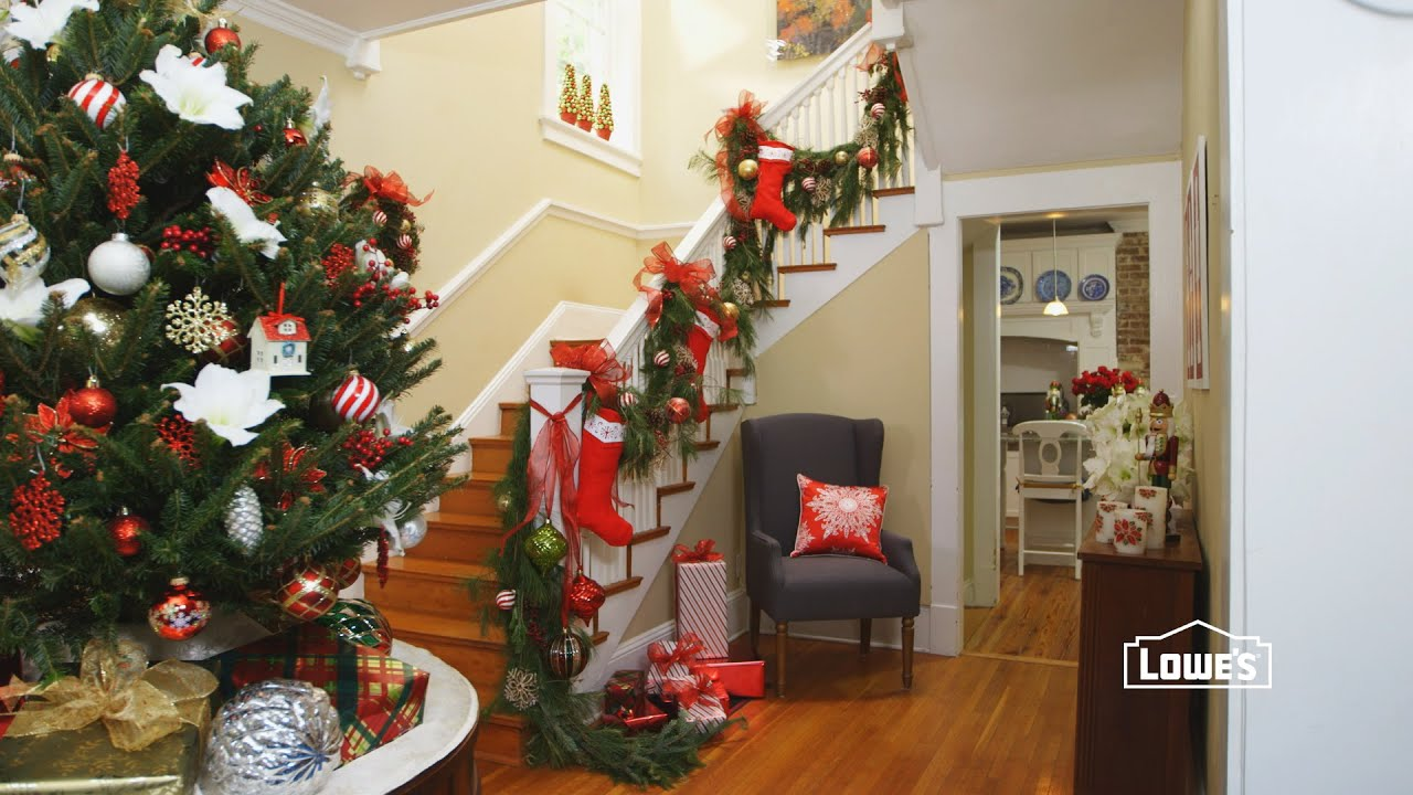Home Design Classic Ideas: Christmas Classic: Traditional Decorations