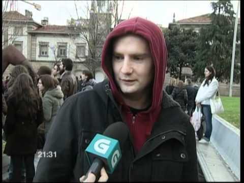 FlashMob, Vigo 2011