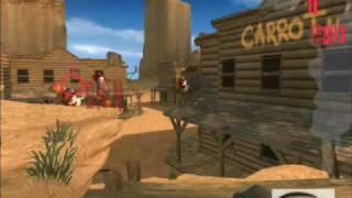 Rayman Raving Rabbids Gameplay PC