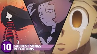 Top 10 Saddest Songs In Cartoons