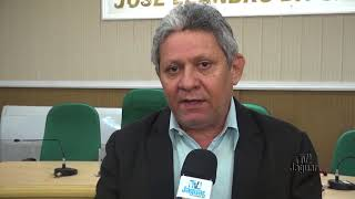 Jorge Brito destaca a importância do debate com Gleide Rabelo sobre coleta seletiva