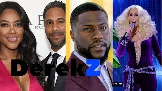 Kenya Moore Split From Husband, Kevin Hart Home After Accident, Cher America's Got Talent