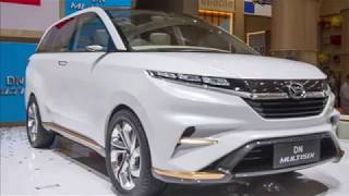Inilah Konsep Pengganti Toyota Avanza & Daihatsu Xenia