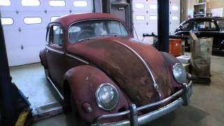 How to Buy a Vintage Classic VW Beetle Bug Reloaded PT.6
