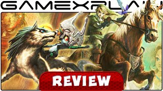 The Legend of Zelda: Twilight Princess HD - Video Review (Wii U)