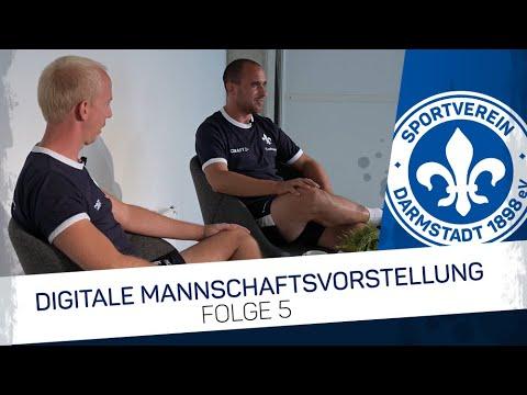 Darmstadt 98   Digitale Mannschaftsvorstellung Folge 5