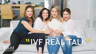Infertility: We Talked IVF with MODAMOB!