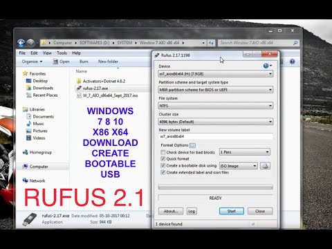 How to make bootable pendrive for windows 7 ultimate | 100% free.