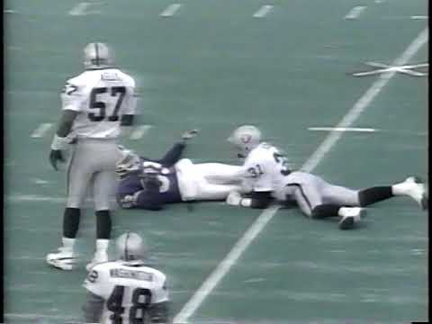 [Highlights] On this Day in 1994- the coldest home game in Buffalo Bills history, a 29-23 home win over the L.A. Raiders. The weather? 0 degrees with a -32 wind chill