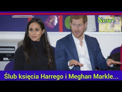 Ślub księcia Harrego i Meghan Markle pod znakiem zapytania?! Królowa Elżbieta..