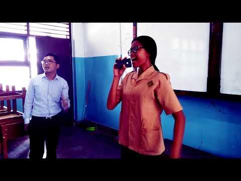 Melengking!! Boru Batak PEMALU Ini Menghantam Lagu Barat - CHANDELIER By SIA |CoverI